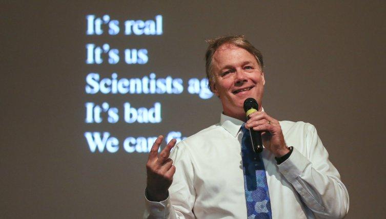 Dr. Cameron Wake