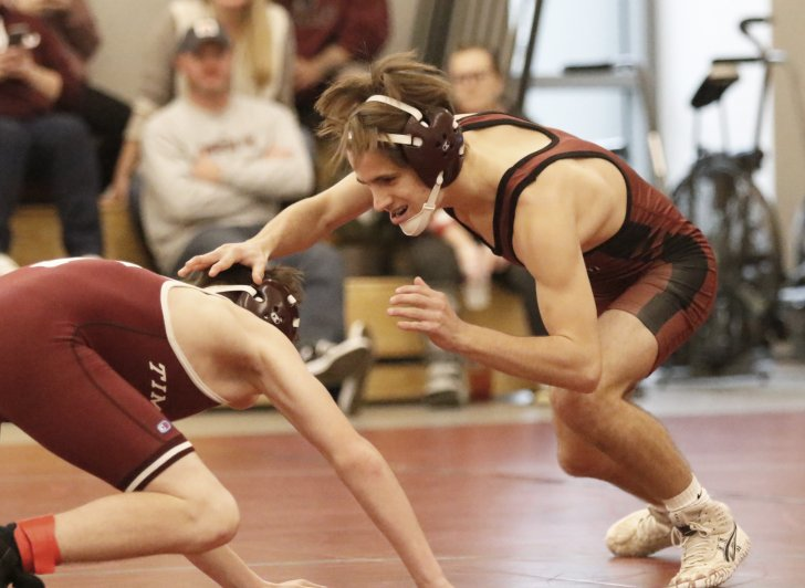 Phillips Exeter Academy Wrestling Christian Petry