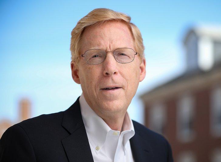 Principal Bill Rawson