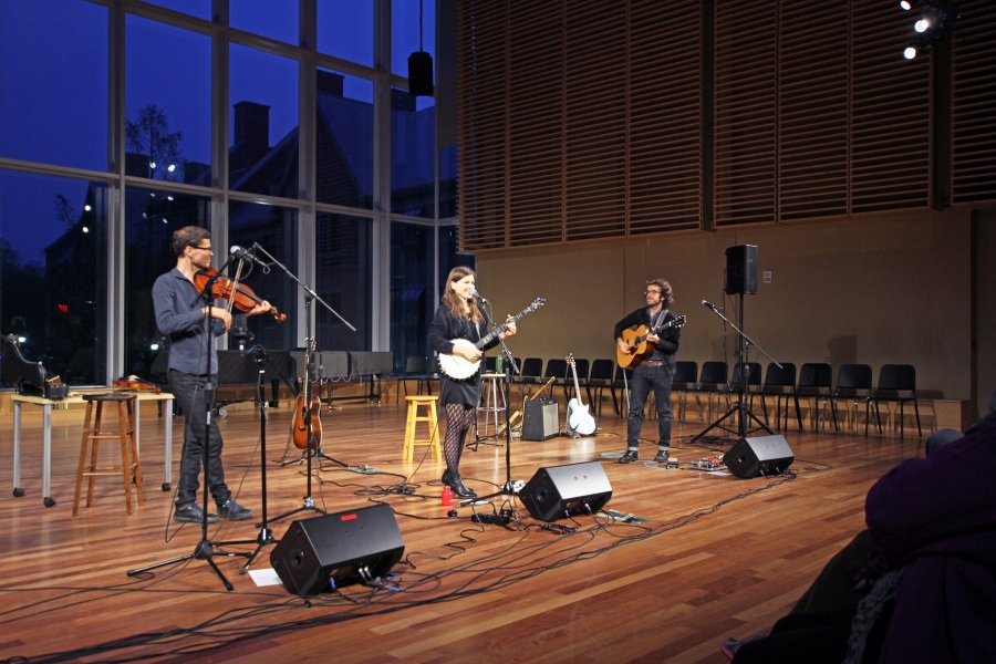Ruth Moody Band at Phillips Exeter Academy