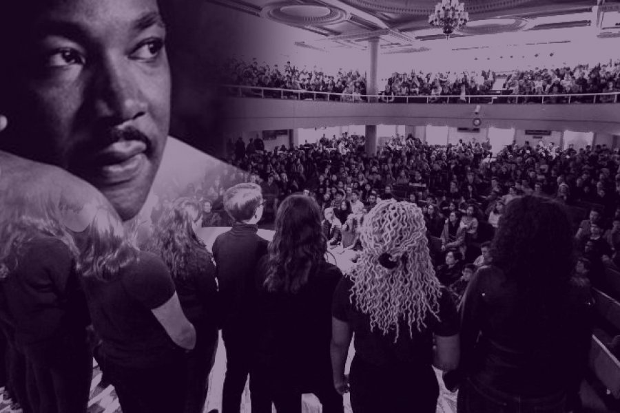 MLK Day 2019 at Phillips Exeter Academy