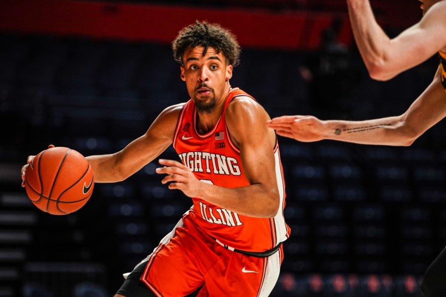 Phillips Exeter Academy Basketball Jacob Grandison Illinois