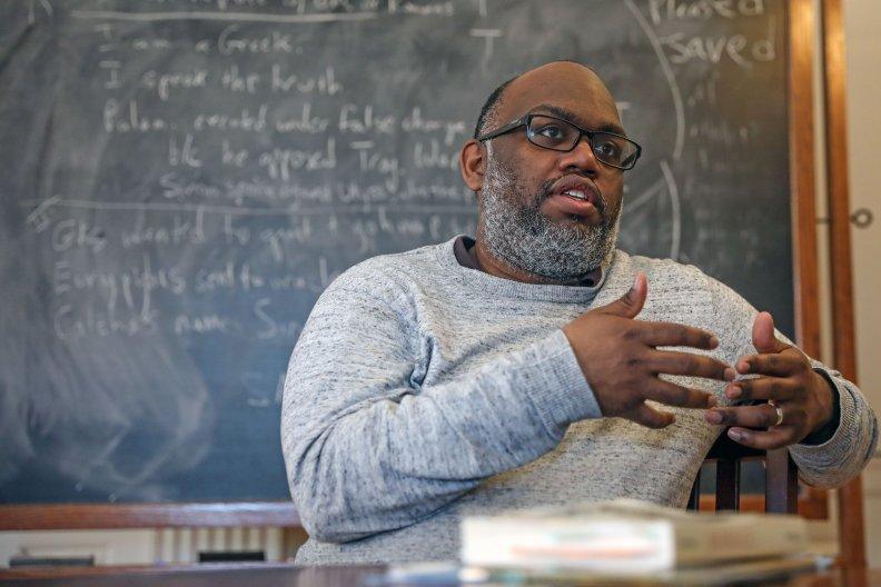 Princeton Professor Dan-el Padilla Peralta