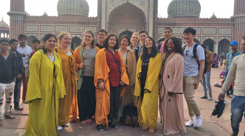 Exonians in India.