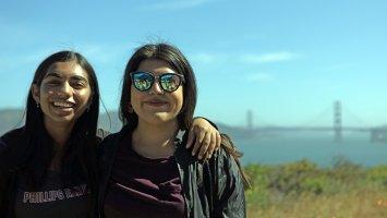 Exonians in San Francisco.