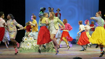 Wizard of Oz performed at Phillips Exeter Academy.