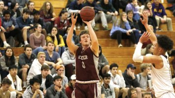 Phillips Exeter Academy Basketball Declan Porter