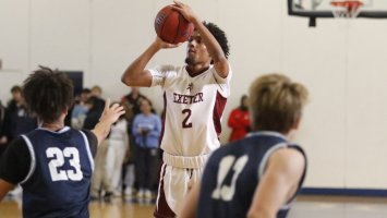 Phillips Exeter Academy Basketball Lucas Grandison