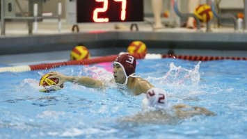 Phillips Exeter Academy Water Polo Andrew Sun