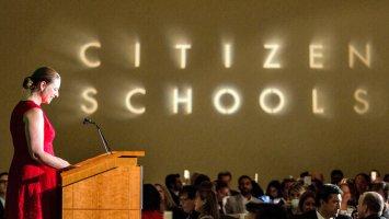 Megan Bird of Citizen Schools.