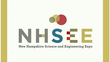 New Hampshire Science and Engineering Expo logo