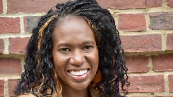 Exeter's Director of Equity and Inclusion Stephanie Bramlett