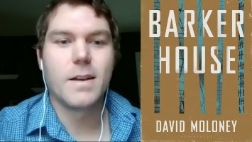Author David Moloney