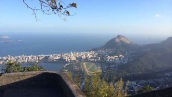 Landscape in Brazil taken by an Exeter faculty member