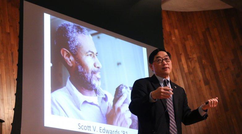 Dr. Seung Kim '81