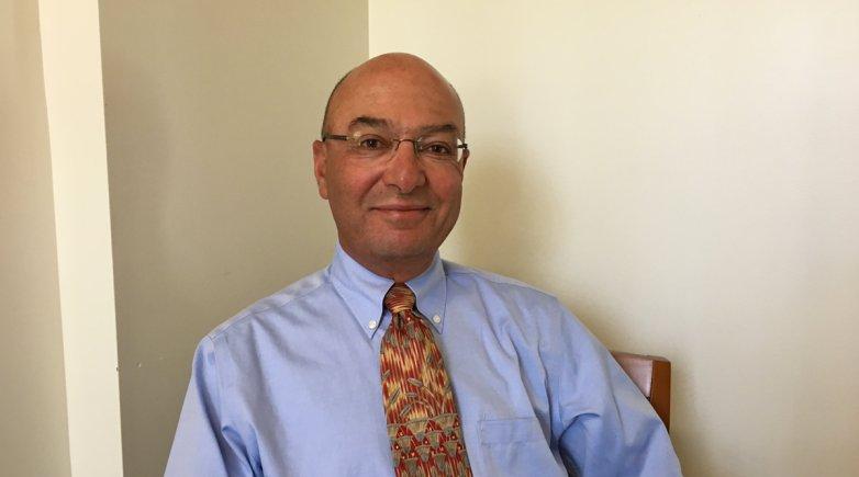 Headshot of Dr. Emad Milad