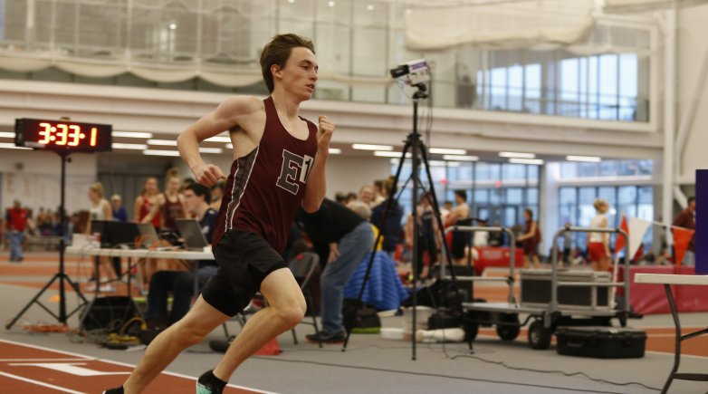 Phillips Exeter Academy Track Will Coogan