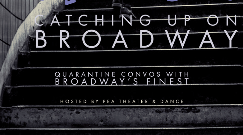 Catching Up On Broadway poster
