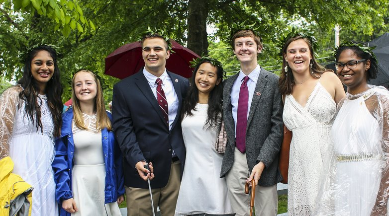 Exeter Commencement 2016