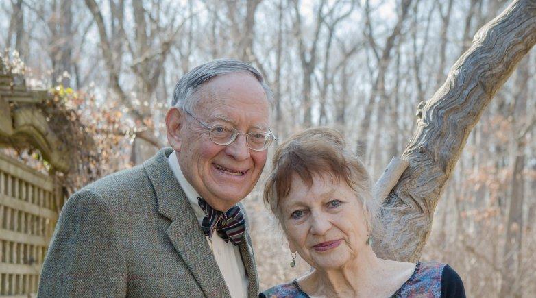 Photo of Scott and Hella McVay