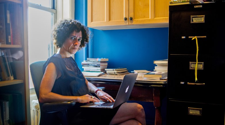 Julie Livingston '84, a historian, anthropologist and MacArthur Fellow, will address assembly on Oct. 18.