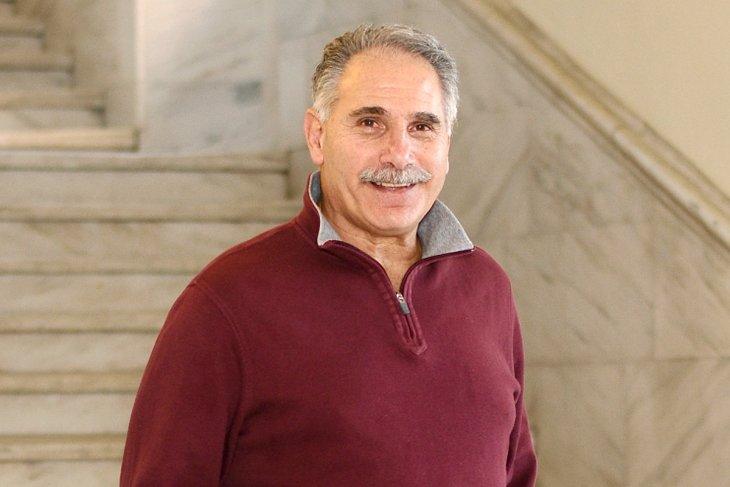 Headshot of Eric Bergofsky