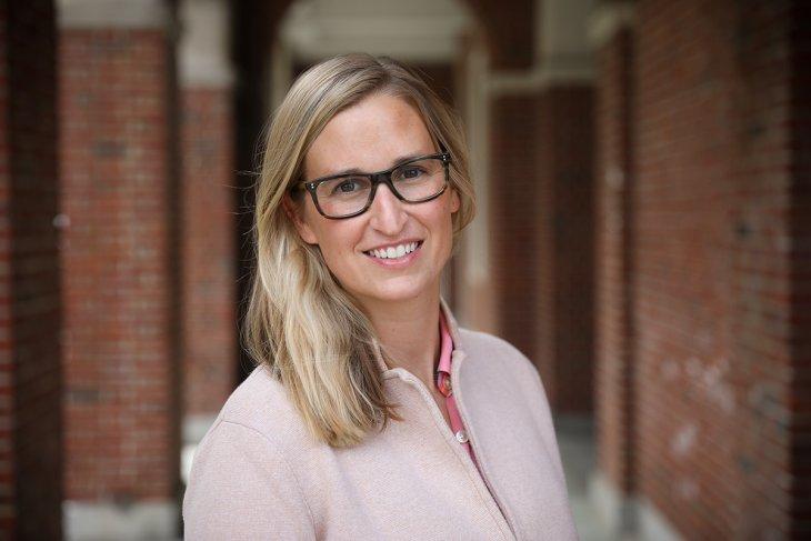 Portrait of Ellie Dean