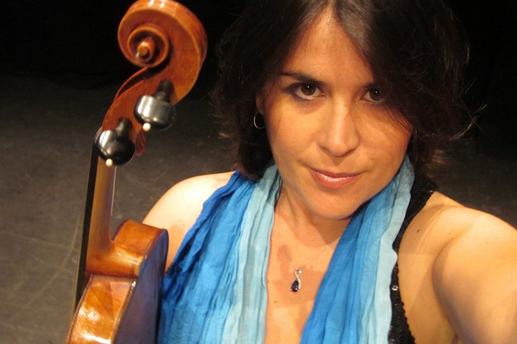 Instructor in Music Paola Caballero