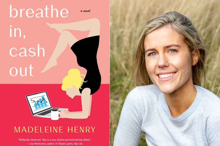 Author and Exeter alum Madeline Henry